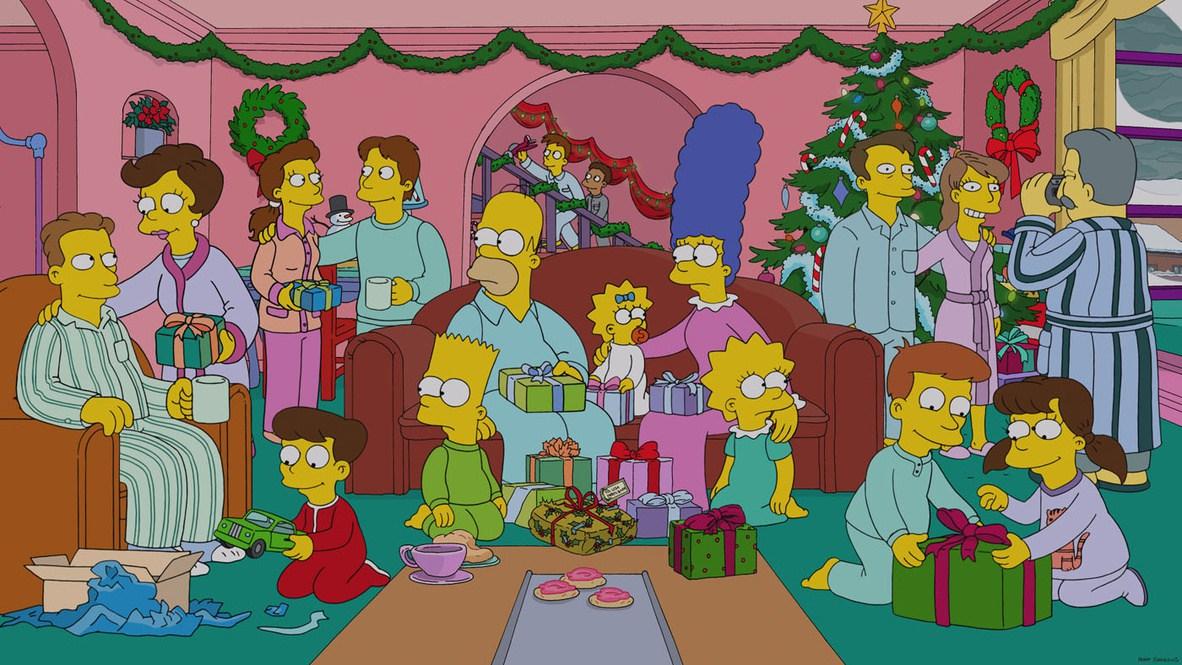 Los mejores regalos de Los Simpson para Navidad