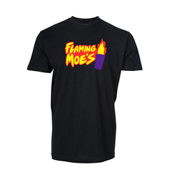 Flaming Moe´s - Camiseta Manga Cortahttps://amzn.to/2ICECzO