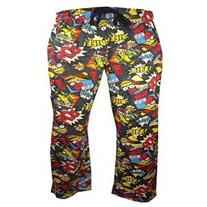 Mens Biff Pow Simpsons Loungepants in Large Sizeshttps://amzn.to/2TViTF6